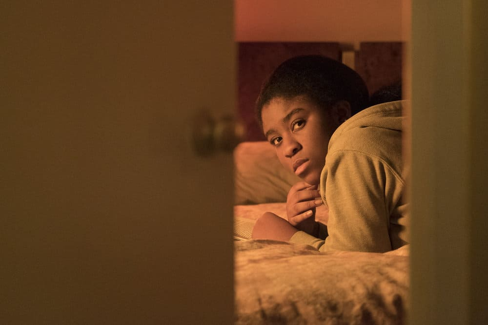 """THIS IS US -- """"This Big, Amazing, Beautiful Life"""" Episode 217 -- Pictured: Lyric Ross as Déjà -- (Photo by: Ron Batzdorff/NBC)"""