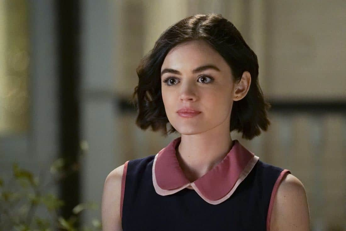 "Life Sentence -- ""Pilot"" -- Image Number: LFS101d_0527.jpg -- Pictured: Lucy Hale as Stella -- Photo: Annette Brown/The CW -- © 2018 The CW Network, LLC. All rights reserved."