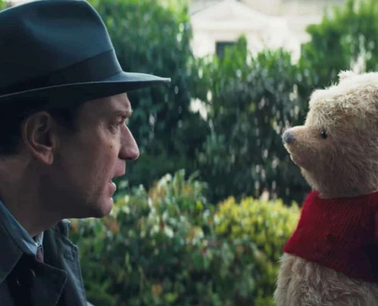 Christopher Robin Official Teaser Trailer Disney Movie