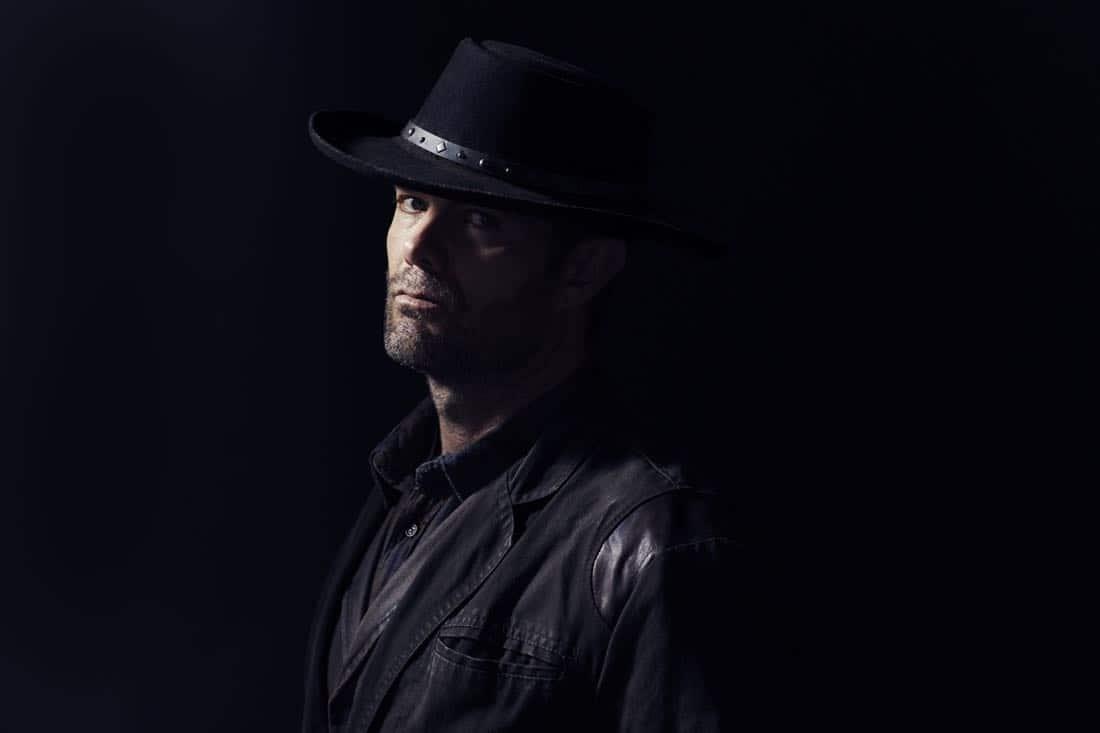 Garret Dillahunt as John Dorey- Fear the Walking Dead _ Season 4, Gallery - Photo Credit: Richard Phibbs/AMC
