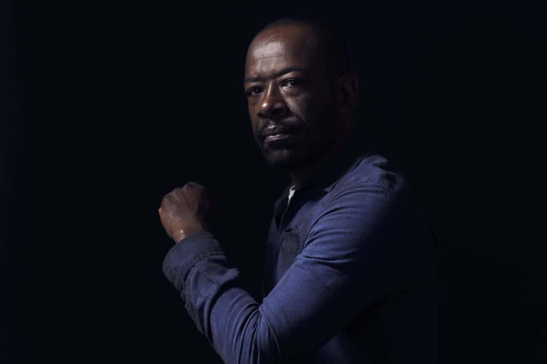 Lennie James as Morgan Jones- Fear the Walking Dead _ Season 4, Gallery - Photo Credit: Richard Phibbs/AMC
