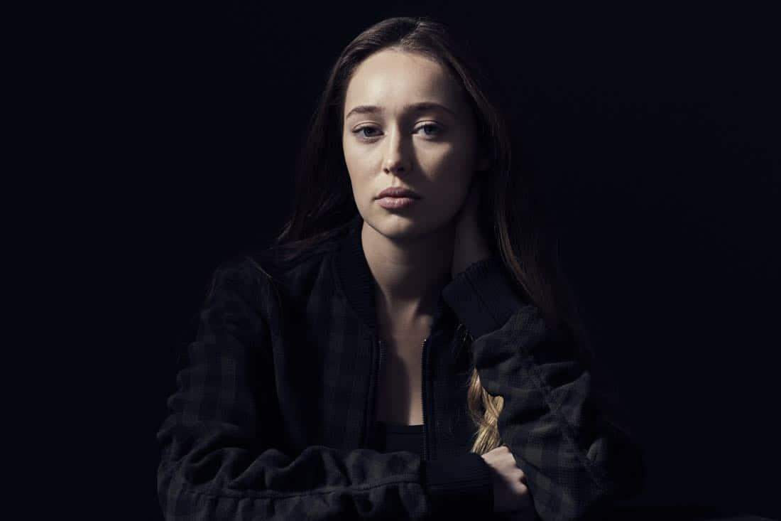 Alycia Debnam-Carey as Alicia Clark - Fear the Walking Dead _ Season 4, Gallery - Photo Credit: Richard Phibbs/AMC