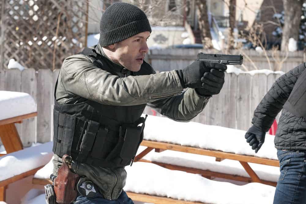 """CHICAGO P.D. -- """"Breaking Point"""" Episode 517 -- Pictured: Jon Seda as Antonio Dawson -- (Photo by: Matt Dinerstein/NBC)"""