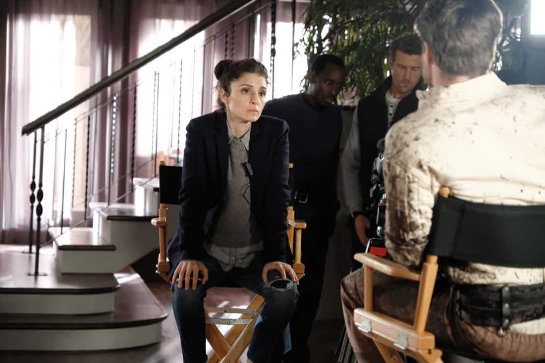 UnREAL (L to R) Shiri Appleby and Josh Kelly star in Season 3 of Lifetime's hit drama UnREAL, airing Monday, March 12, 2018 at 10pm ET/PT. Photo by Bettina Strauss Copyright 2018