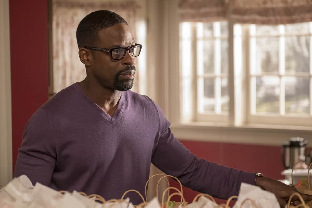 "THIS IS US -- ""The Wedding"" Episode 218 -- Pictured: Sterling K. Brown as Randall -- (Photo by: Ron Batzdorff/NBC)"