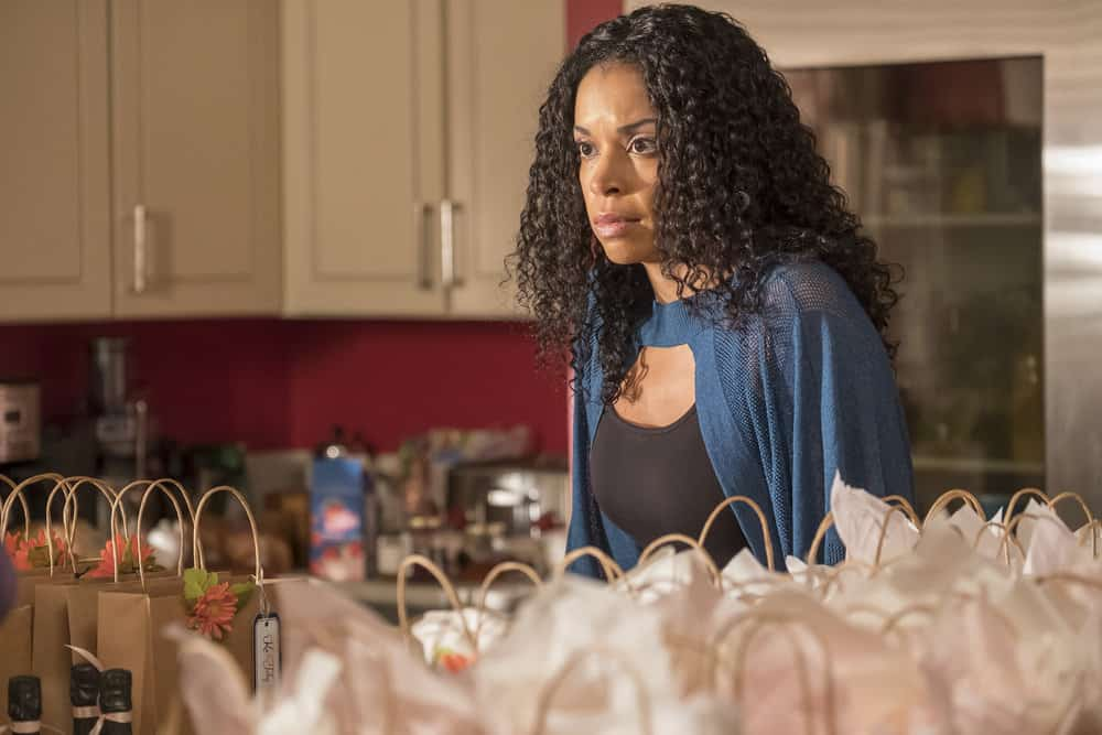 "THIS IS US -- ""The Wedding"" Episode 218 -- Pictured: Susan Kelechi Watson as Beth -- (Photo by: Ron Batzdorff/NBC)"
