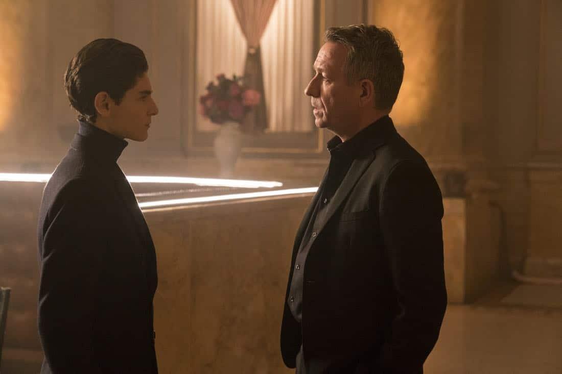 Gotham Episode 14 Season 4 Reunion 05