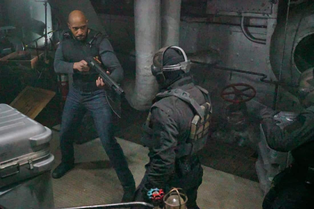 "MARVEL'S AGENTS OF S.H.I.E.L.D. - ""Principia"" - The team goes in search of Gravitonium in order to help save the world, on ""Marvel's Agents of S.H.I.E.L.D.,"" FRIDAY, MARCH 16 (9:01-10:01 p.m. EDT), on The ABC Television Network. (ABC/Eric McCandless) HENRY SIMMONS"
