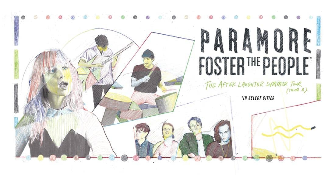 paramore 2018 tour