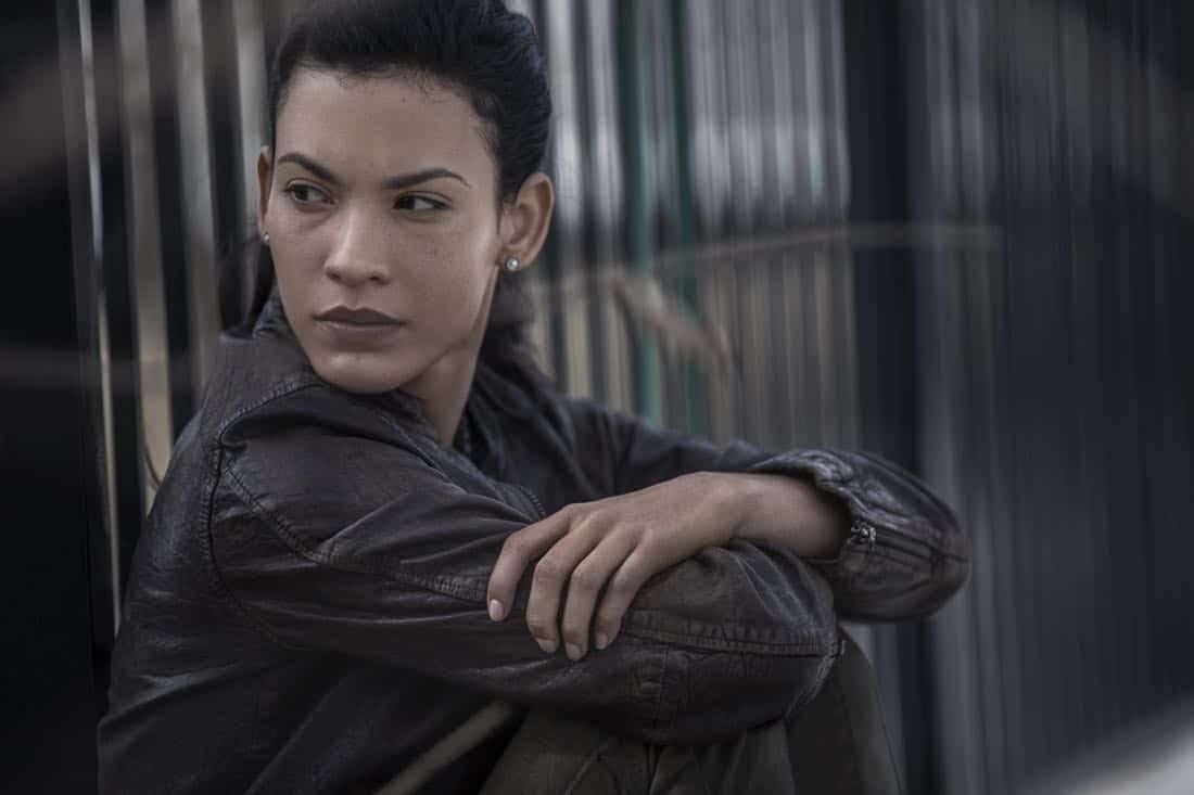 Danay Garcia as Luciana- Fear the Walking Dead _ Season 4, Gallery - Photo Credit: Elizabeth Weinberg/AMC