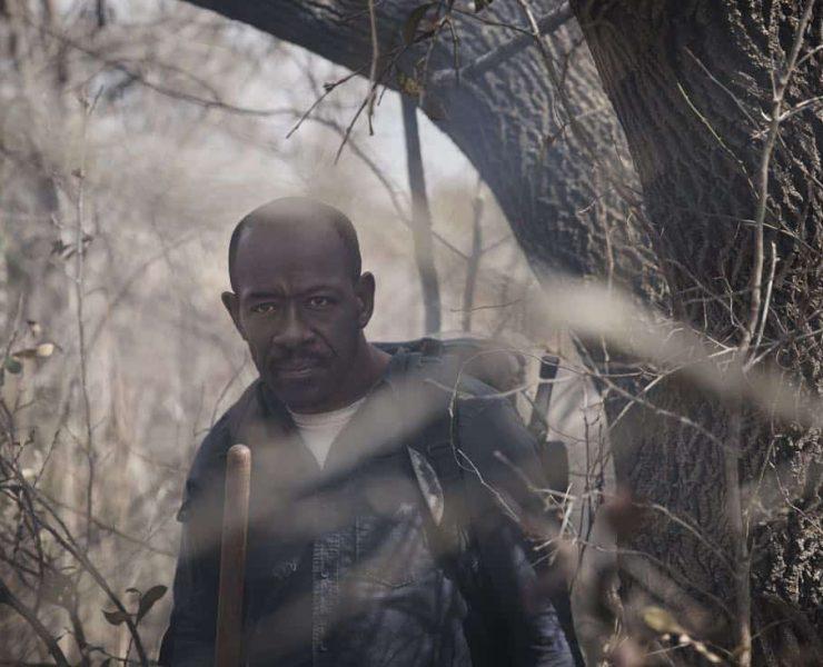 Lennie James as Morgan Jones- Fear the Walking Dead _ Season 4, Gallery - Photo Credit: Elizabeth Weinberg/AMC