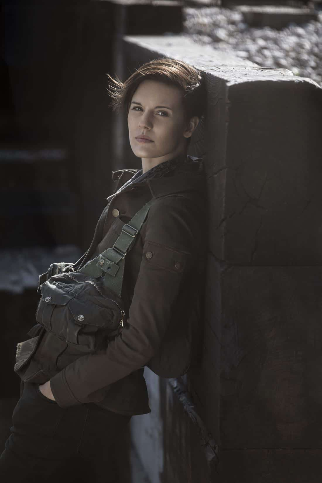 Maggie Grace as Althea- Fear the Walking Dead _ Season 4, Gallery - Photo Credit: Elizabeth Weinberg/AMC