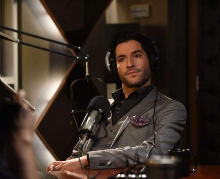 "LUCIFER: Tom Ellis in the ""The Last Heartbreak"" episode of LUCIFER airingMonday, March 19 (8:00-9:00 PM ET/PT) on FOX. CR: Ray MickshawFOX"