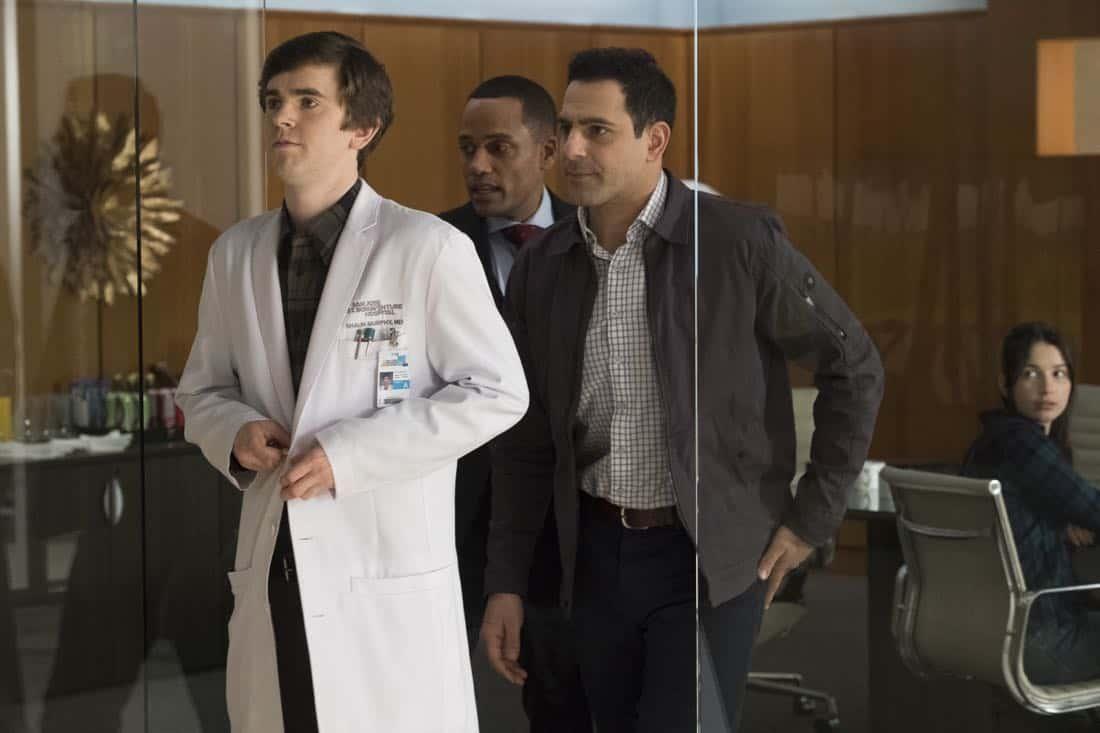 The Good Doctor Episode 17 Season 1 THE GOOD DOCTOR Season 1 Episode 17 Photos Smile 10