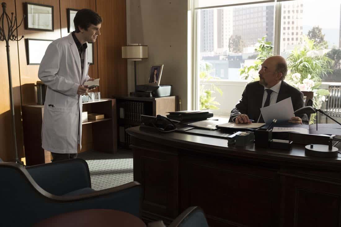 The Good Doctor Episode 17 Season 1 THE GOOD DOCTOR Season 1 Episode 17 Photos Smile 11