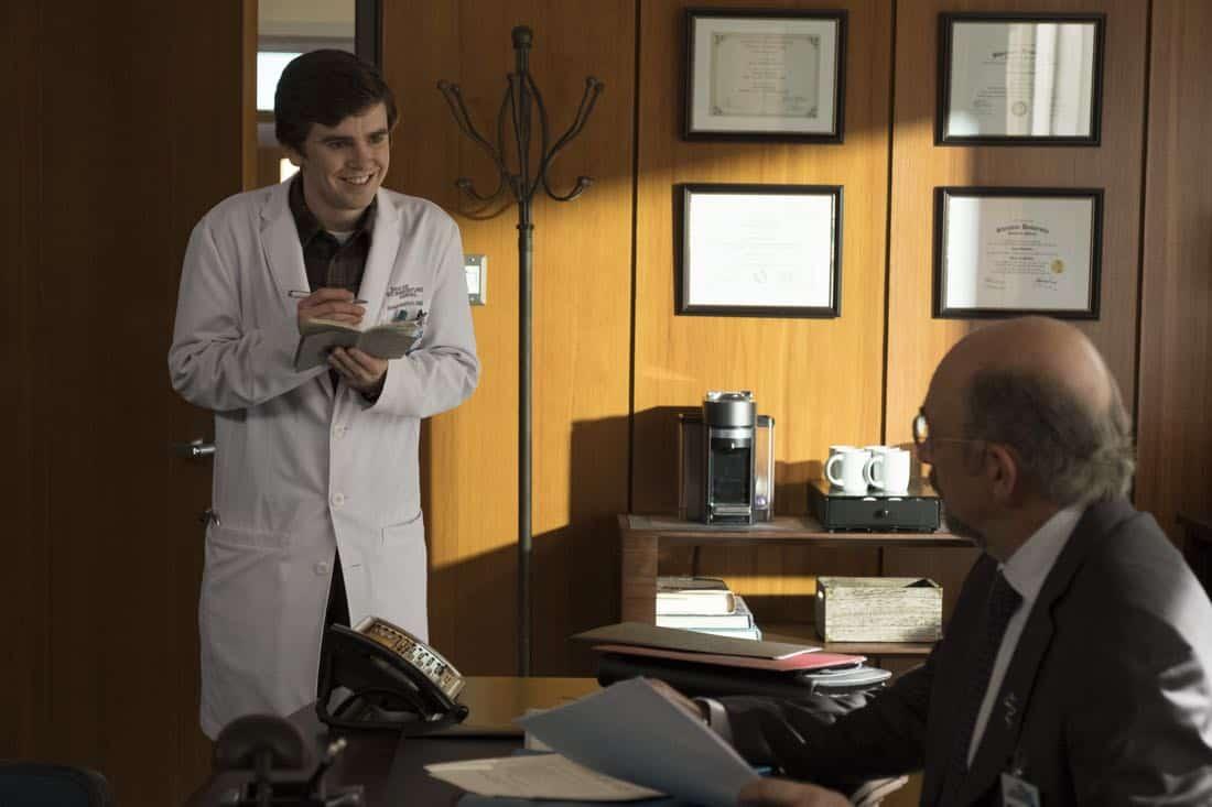 The Good Doctor Episode 17 Season 1 THE GOOD DOCTOR Season 1 Episode 17 Photos Smile 12