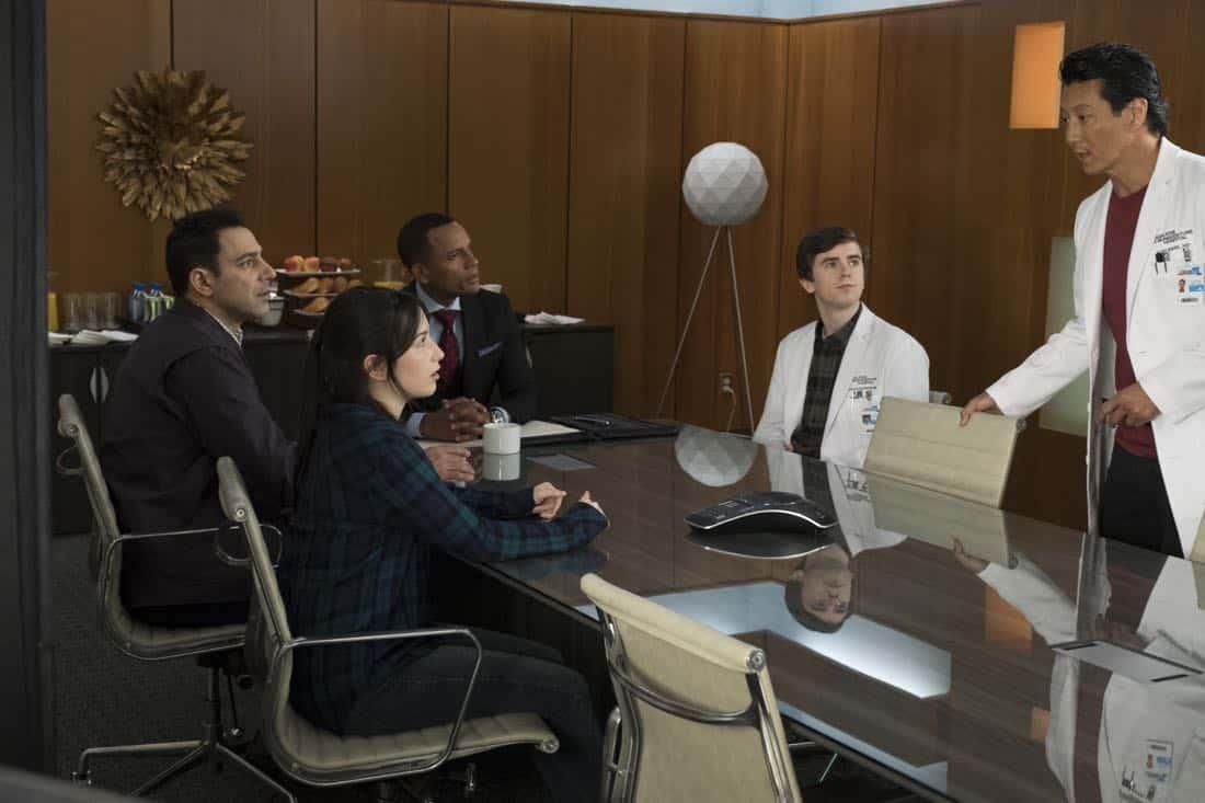 The Good Doctor Episode 17 Season 1 THE GOOD DOCTOR Season 1 Episode 17 Photos Smile 02