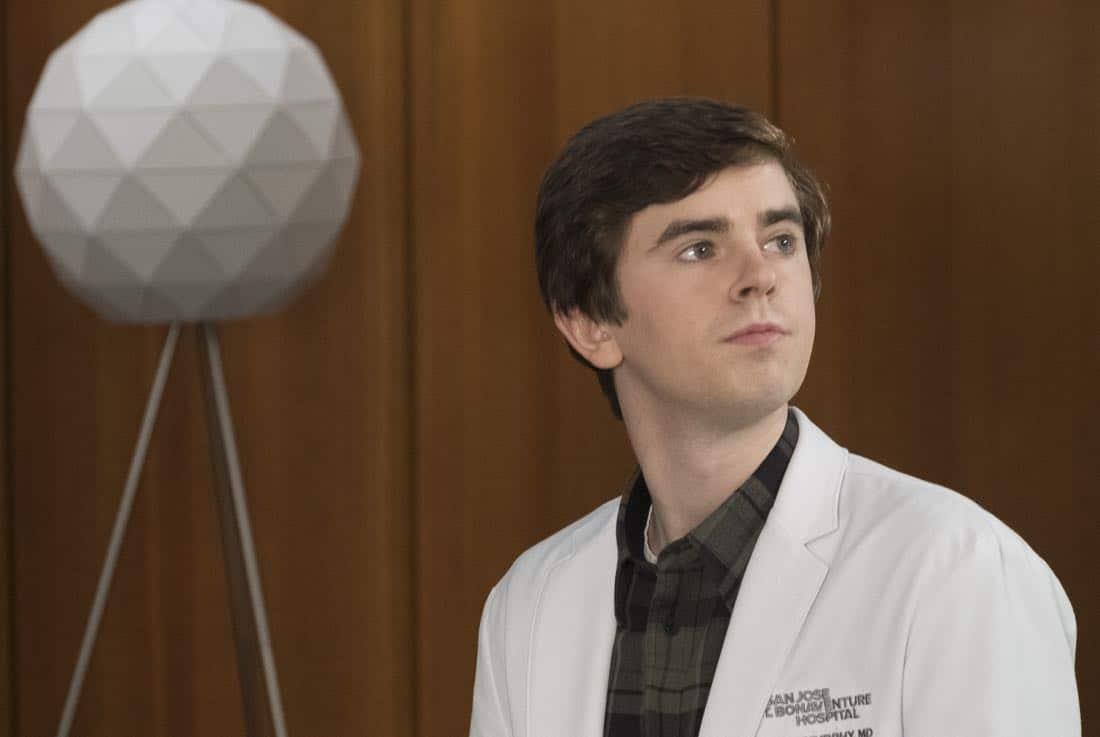 The Good Doctor Episode 17 Season 1 THE GOOD DOCTOR Season 1 Episode 17 Photos Smile 03