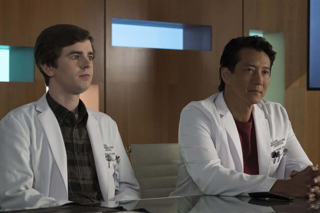 The Good Doctor Episode 17 Season 1 THE GOOD DOCTOR Season 1 Episode 17 Photos Smile 05