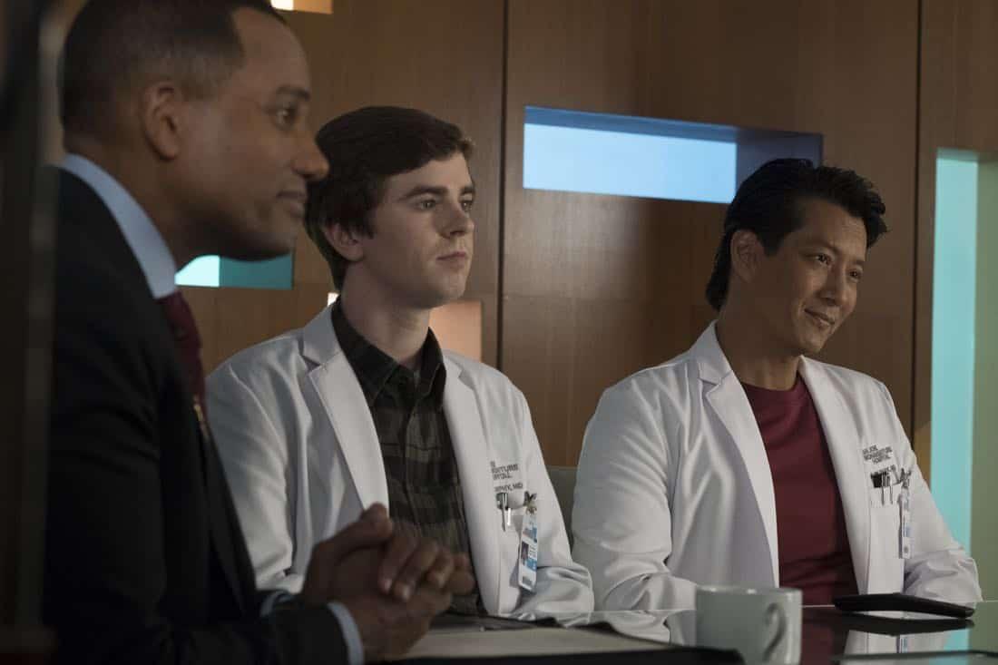 The Good Doctor Episode 17 Season 1 THE GOOD DOCTOR Season 1 Episode 17 Photos Smile 06