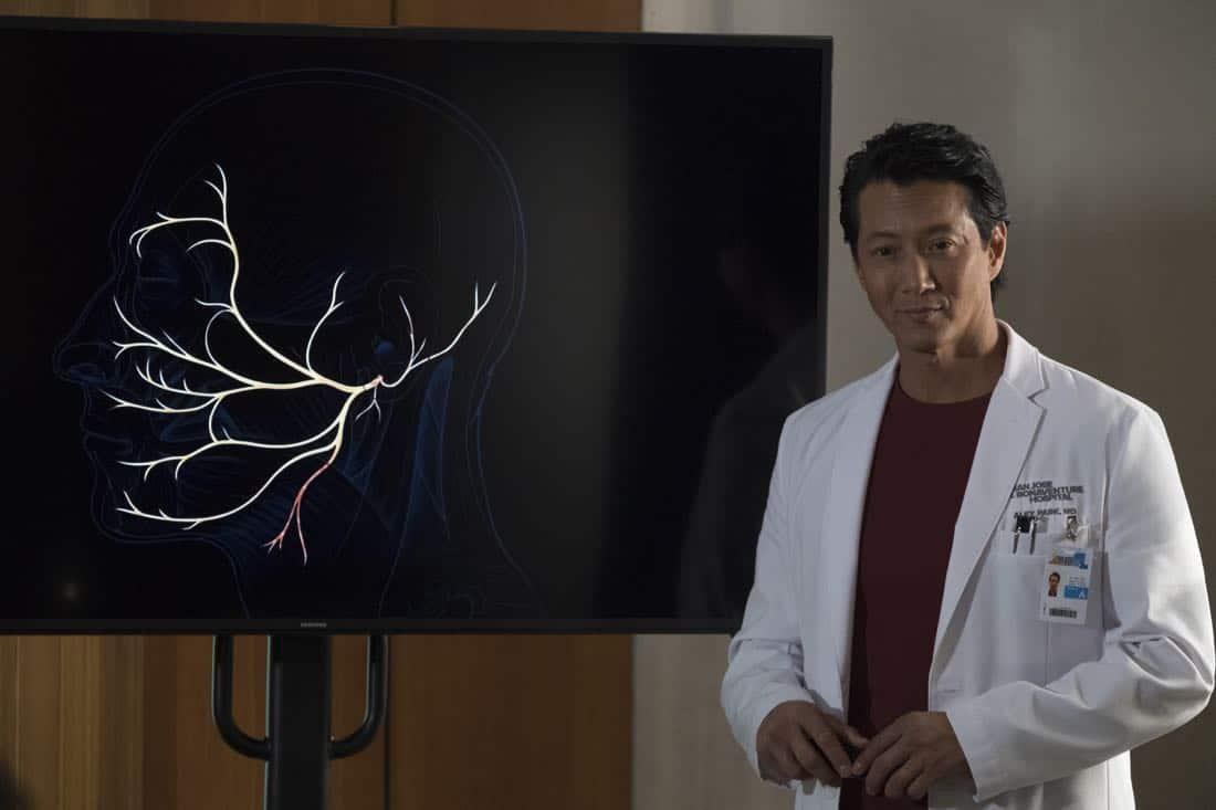 The Good Doctor Episode 17 Season 1 THE GOOD DOCTOR Season 1 Episode 17 Photos Smile 07