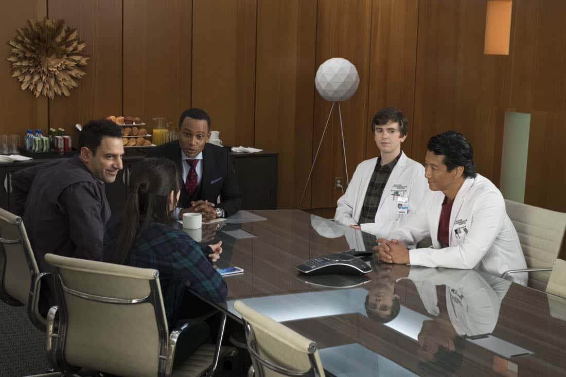 The Good Doctor Episode 17 Season 1 THE GOOD DOCTOR Season 1 Episode 17 Photos Smile 01