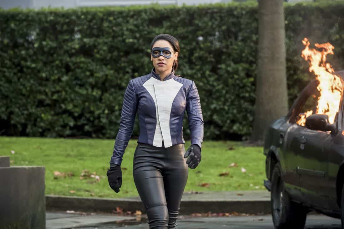 "The Flash -- ""Run, Iris, Run"" -- Image Number: FLA416a_0098b.jpg -- Pictured: Candice Patton as Iris West -- Photo: Katie Yu/The CW -- © 2018 The CW Network, LLC. All rights reserved"