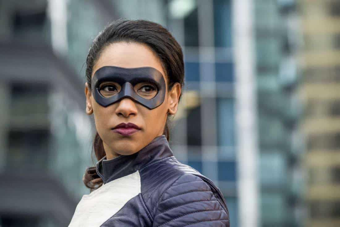 "The Flash -- ""Run, Iris, Run"" -- Image Number: FLA416a_0165b.jpg -- Pictured: Candice Patton as Iris West -- Photo: Katie Yu/The CW -- © 2018 The CW Network, LLC. All rights reserved"