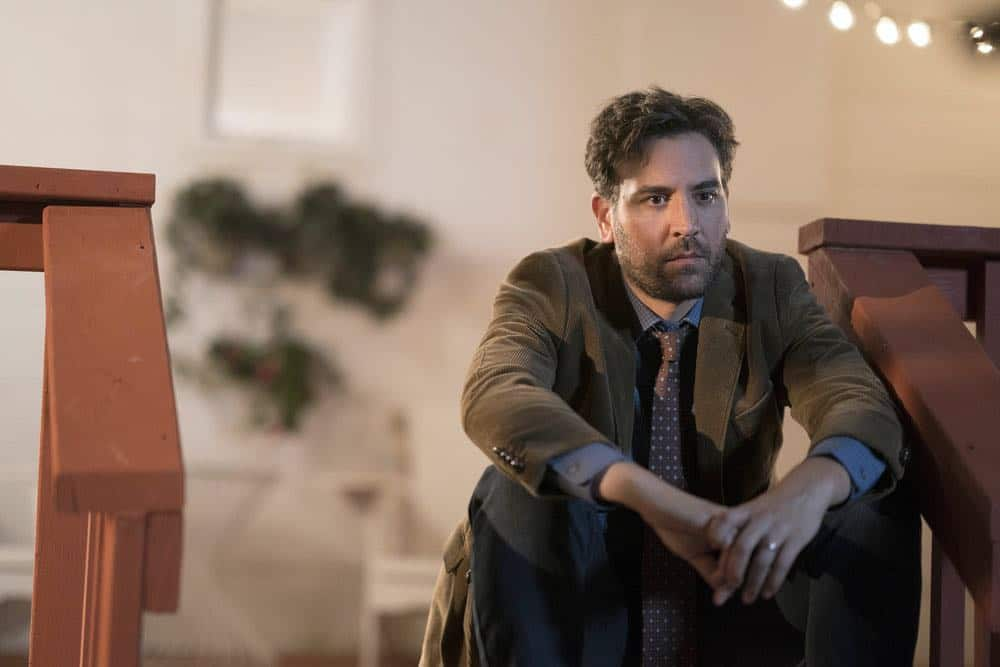 "RISE -- ""Most of All to Dream"" Episode 102 -- Pictured: Josh Radnor as Lou Mazzuchelli -- (Photo by: Peter Kramer/NBC)"