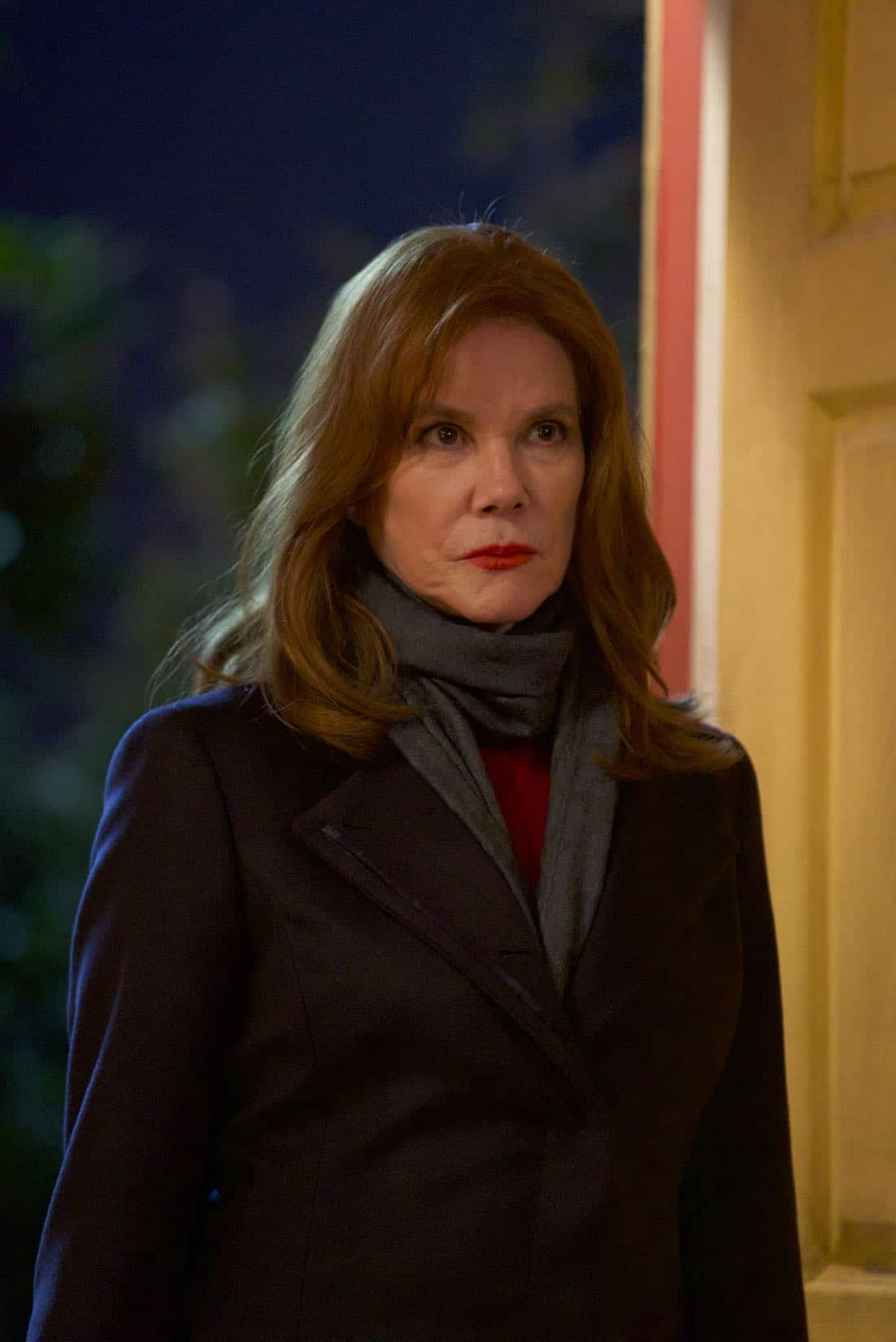 "THE X-FILES:  Guest star Barbara Hershey in the ""My Struggle IV"" season finale episode of THE X-FILES airing Wednesday, March 21 (8:00-9:00 PM ET/PT) on FOX. ©2018 Fox Broadcasting Co.  Cr:  Shane Harvey/FOX"