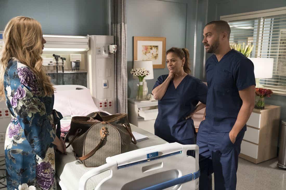 Greys Anatomy Episode 16 Season 14 Caught Somewhere In Time 13