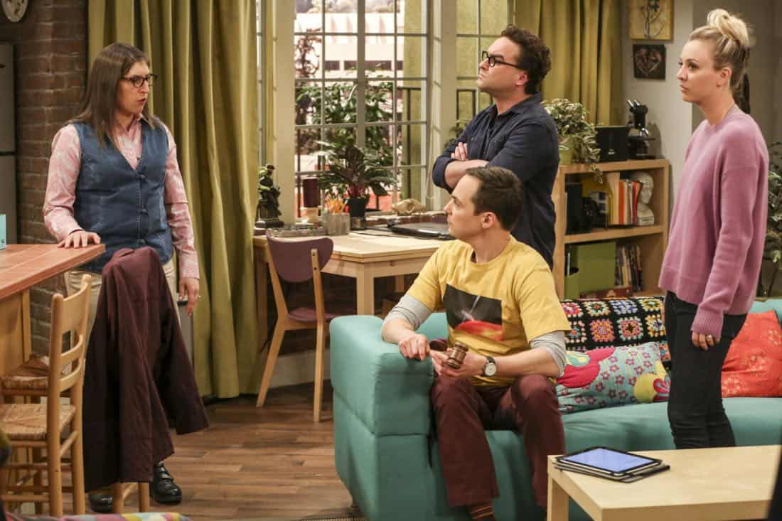 The Big Bang Theory Episode 19 Season 11 The Tenant Disassociation 09
