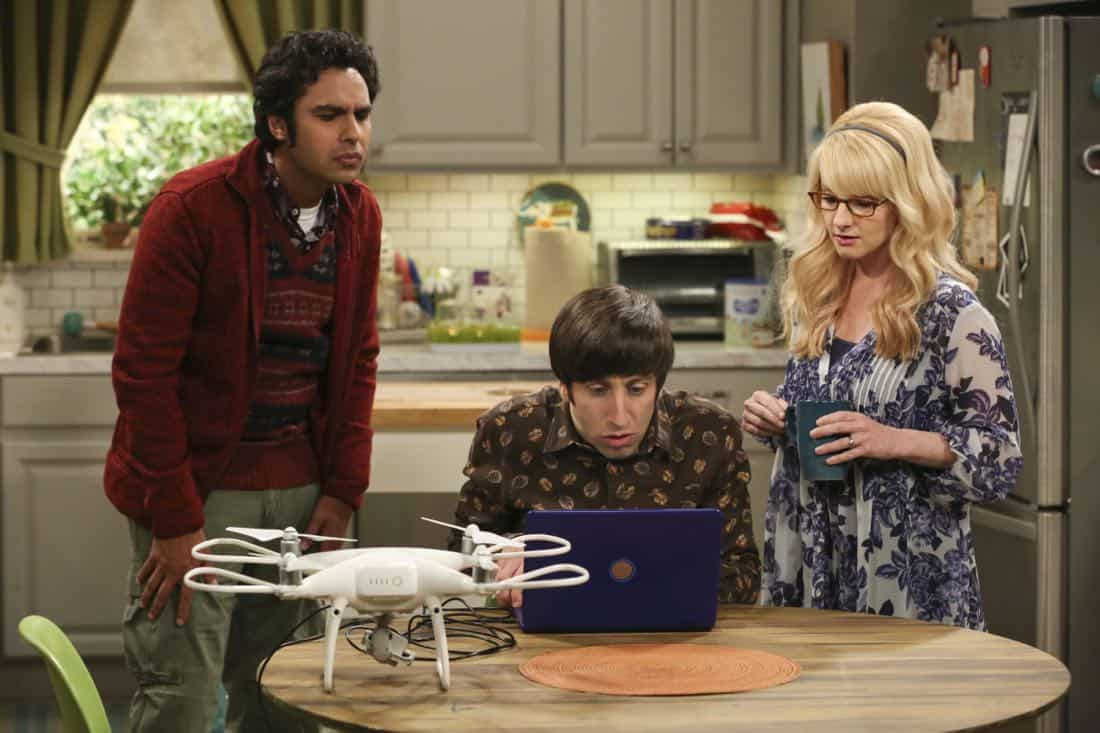 The Big Bang Theory Episode 19 Season 11 The Tenant Disassociation 12