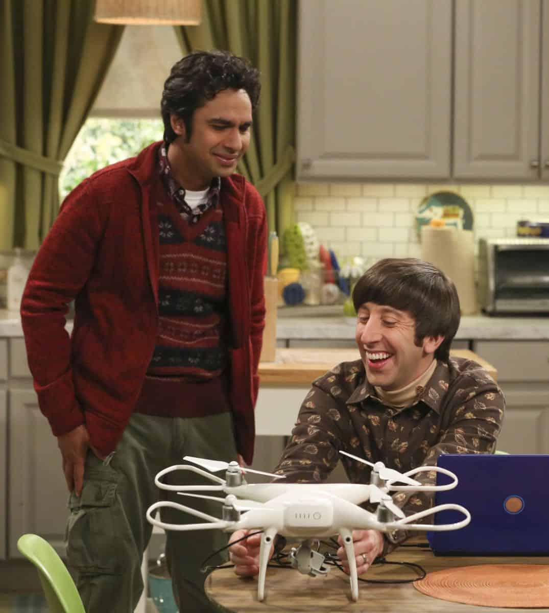 The Big Bang Theory Episode 19 Season 11 The Tenant Disassociation 13