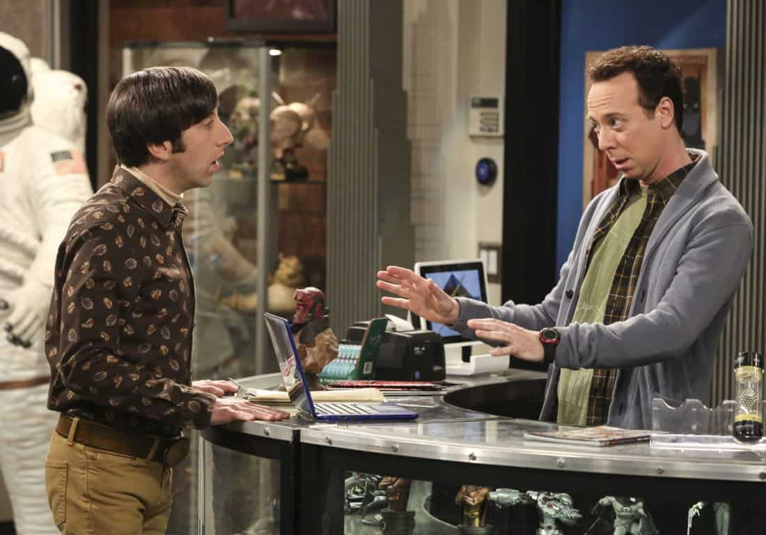 The Big Bang Theory Episode 19 Season 11 The Tenant Disassociation 14