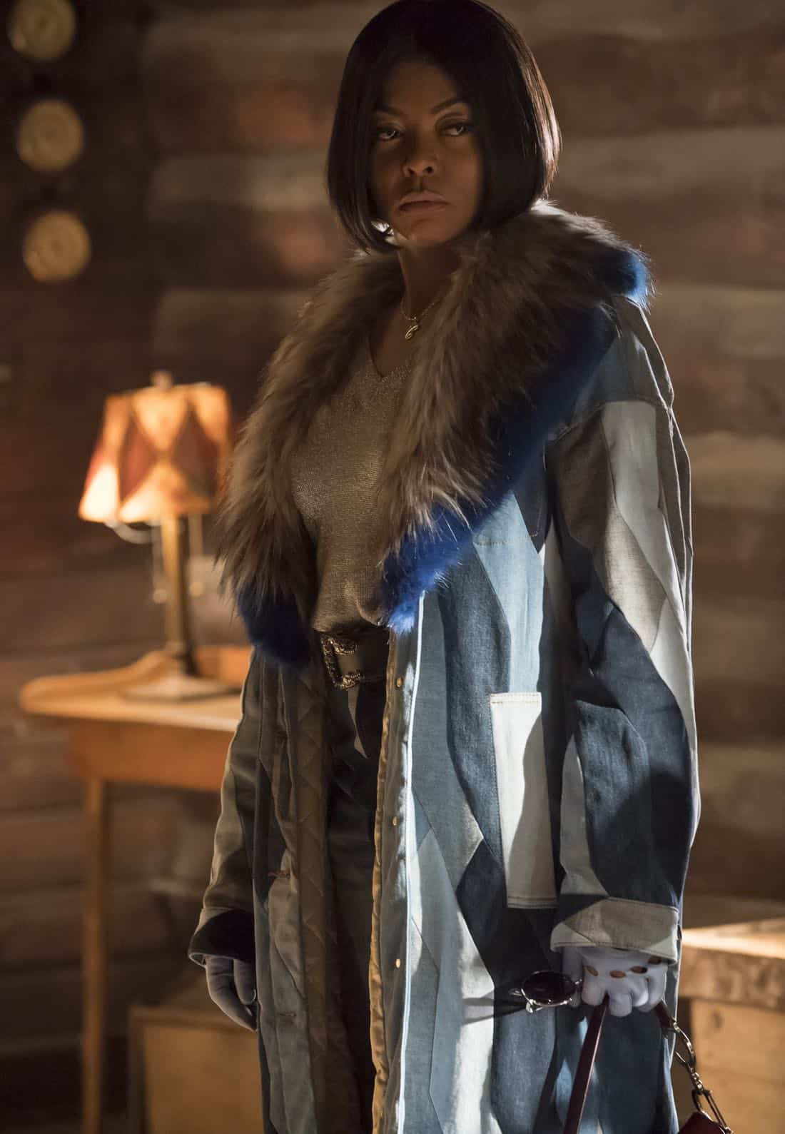 "EMPIRE: Taraji P. Henson in the ""Birds in the Cage"" Spring premiere episode of EMPIRE airing Wednesday, March 28 (8:00-9:00 PM ET/PT) on FOX. ©2018 Fox Broadcasting Co. CR: Chuck Hodes/FOX"