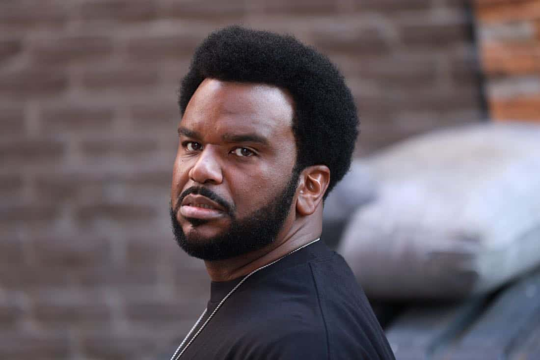 "BROOKLYN NINE-NINE: Guest star Craig Robinson in the ""The Negotiation"" episode of BROOKLYN NINE-NINE airing Sunday, March 25 (8:30-9:00 PM ET/PT) on FOX. CR: FOX"