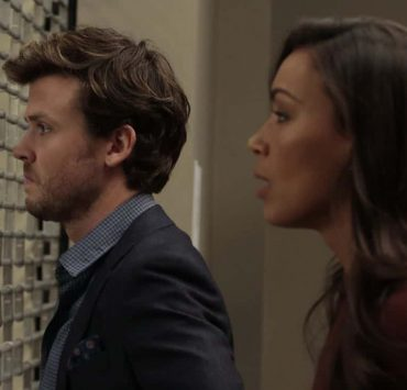 "DECEPTION - ""Escapology"" - When an art museum docent is held hostage, Kay enlists Cameron and his team to help rescue her using the art of escapology, on ""Deception,"" airing SUNDAY, MARCH 25 (10:01-11:00 p.m. EDT), on The ABC Television Network. (ABC/Giovanni Rufino) JACK CUTMORE, ILFENESH HADERA"