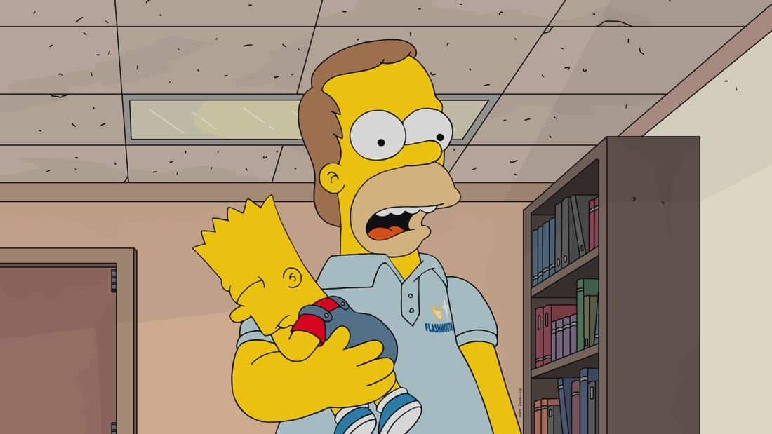 The Simpsons Episode 13 Season 29 Scenes Plus A Tag From A Marriage 3