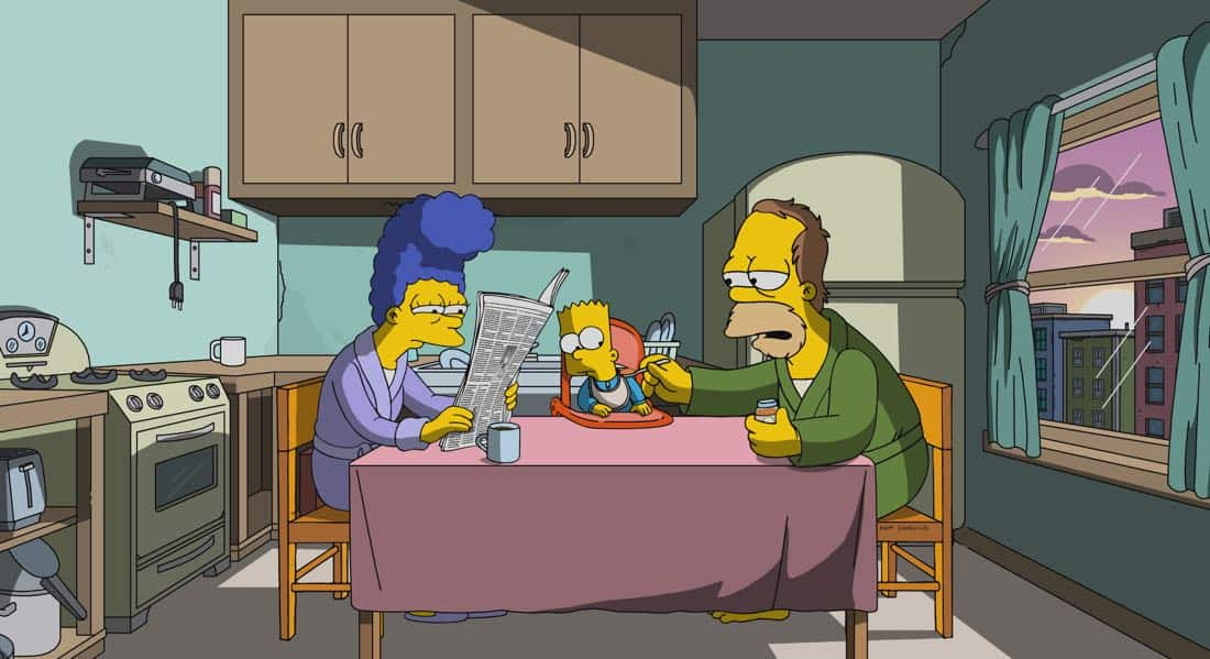 The Simpsons Episode 13 Season 29 Scenes Plus A Tag From A Marriage 4