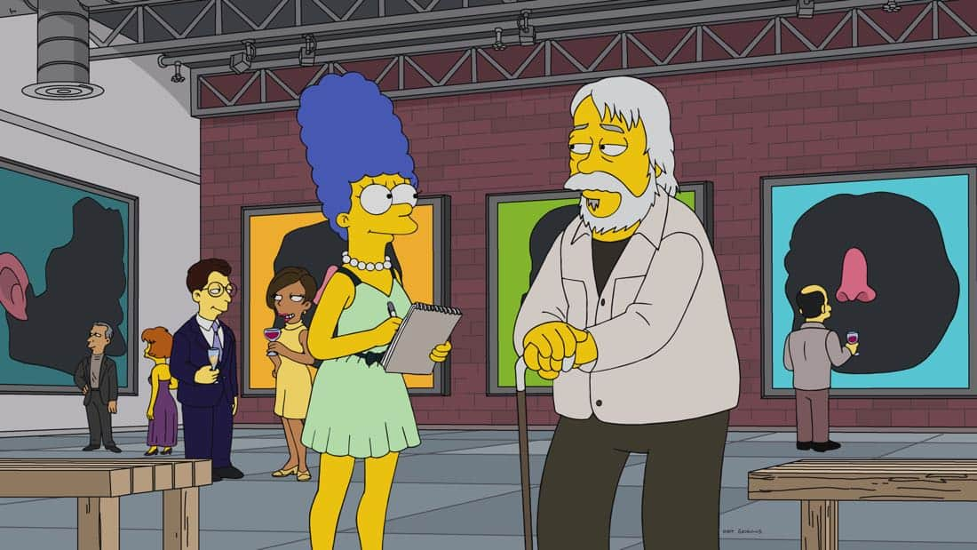 The Simpsons Episode 13 Season 29 Scenes Plus A Tag From A Marriage 5