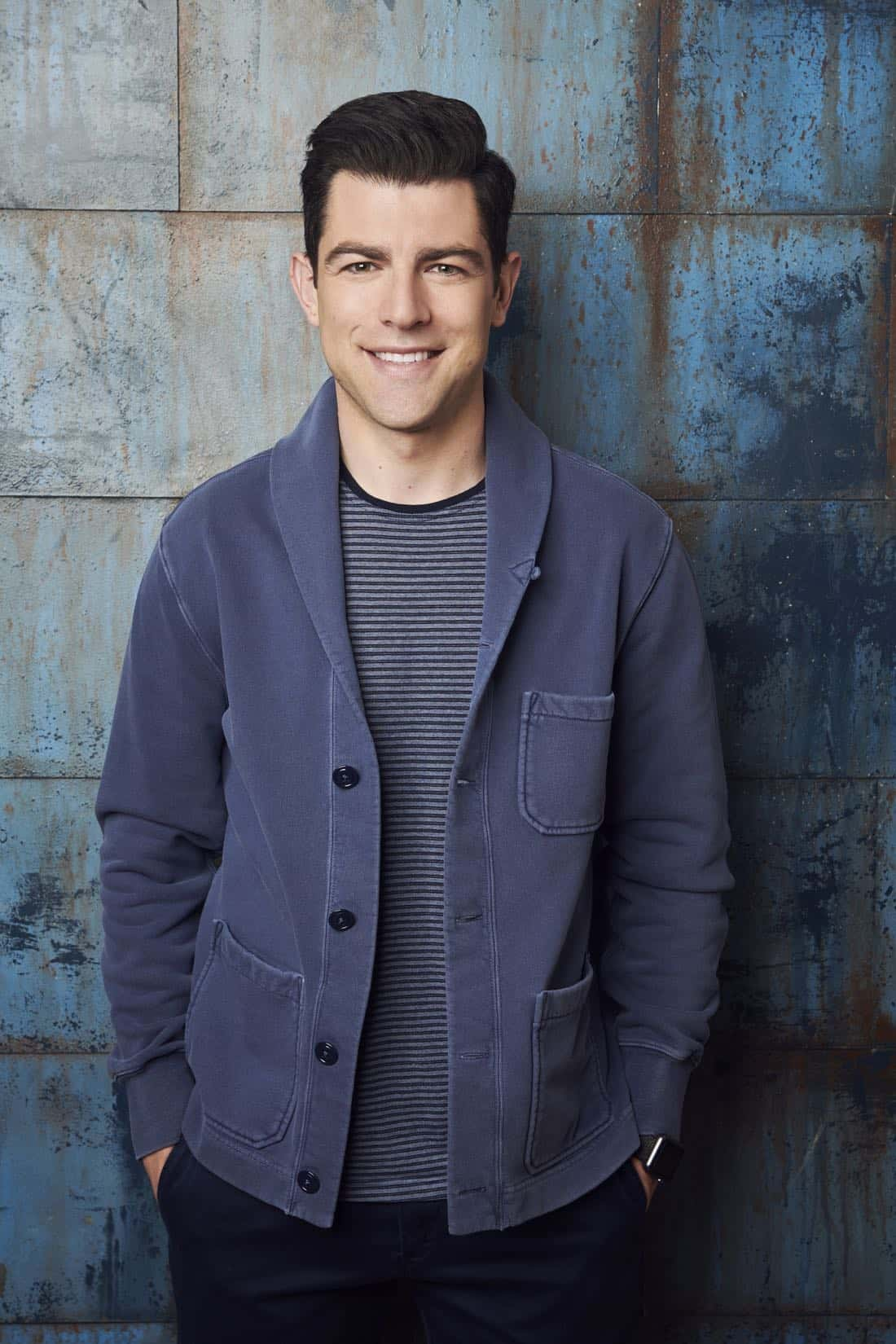 NEW GIRL: Max Greenfield returns as Schmidt in season seven of NEW GIRL coming soon to FOX. ©2017 Fox Broadcasting Co. Cr: Jeff Lipsky/FOX