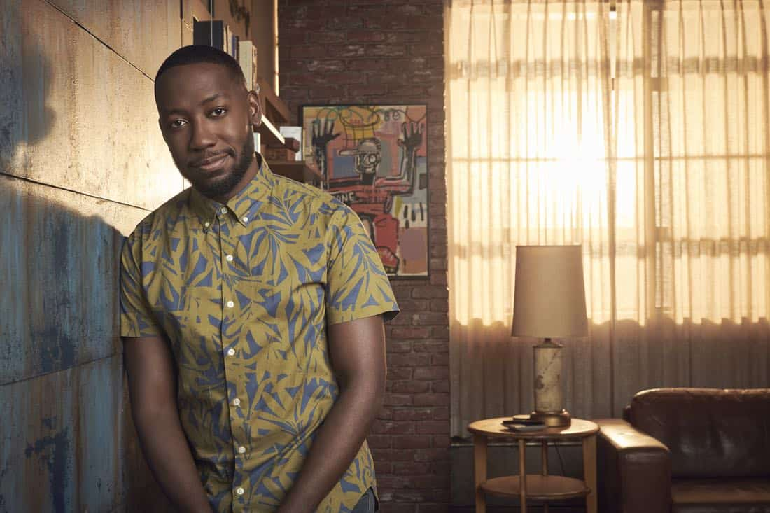 NEW GIRL: Lamorne Morris returns as Winston in season seven of NEW GIRL coming soon to FOX. ©2017 Fox Broadcasting Co. Cr: Jeff Lipsky/FOX