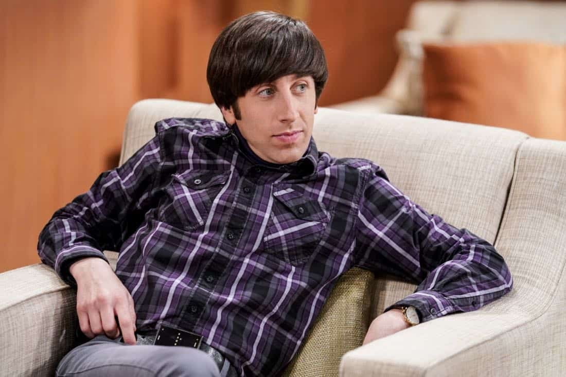 """The Gates Excitation"" - Pictured: Howard Wolowitz (Simon Helberg). Penny gets the opportunity to host Bill Gates at work when his company wants to partner with her pharmaceutical company. Also, Leonard, Koothrappali, and Wolowitz do everything in their power to meet him, while Sheldon thinks he is the victim of an April Fools prank, on THE BIG BANG THEORY, Thursday, March 29 (8:00-8:31 PM, ET/PT), on the CBS Television Network. Photo: Erik Voake/CBS ©2018 CBS Broadcasting, Inc. All Rights Reserved."