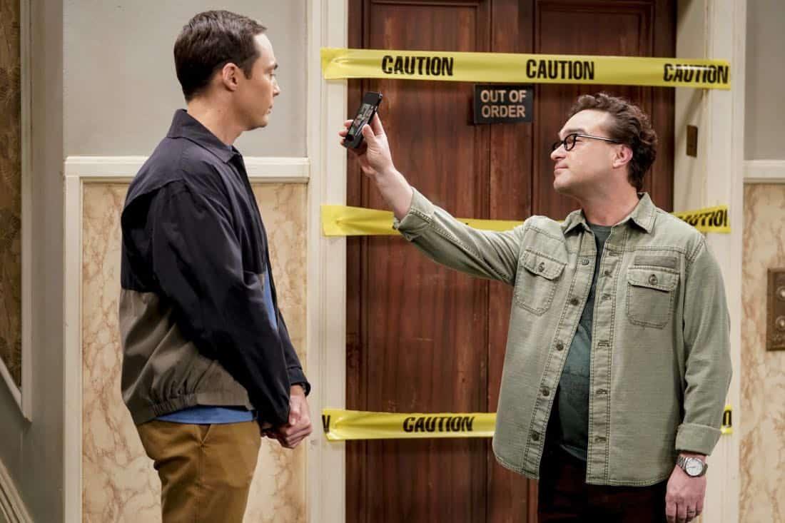 The Big Bang Theory Episode 18 Season 11 The Gates Excitation 08