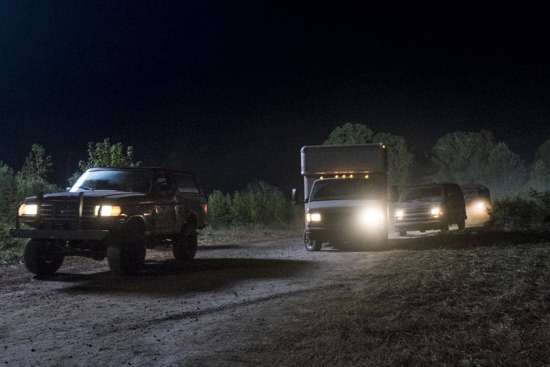 - The Walking Dead _ Season 8, Episode 13 - Photo Credit: Gene Page/AMC