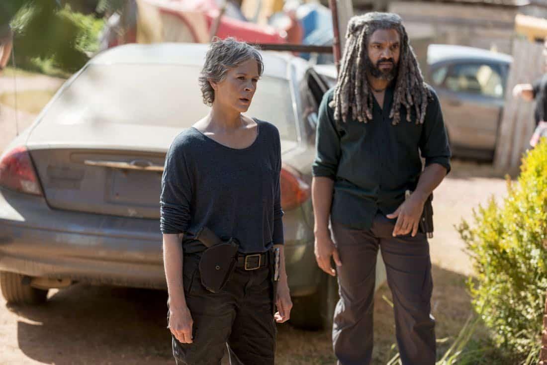 The Walking Dead Episode 13 Season 8 Do Not Send Us Astray 15