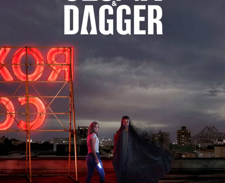 "MARVEL'S CLOAK & DAGGER - ""Marvel's Cloak & Dagger"" is a coming-of-age series based on the beloved comic book characters. Tandy Bowen and Tyrone Johnson come from starkly different backgrounds, each growing up with a secret they never dared share with another soul. (Freeform)"