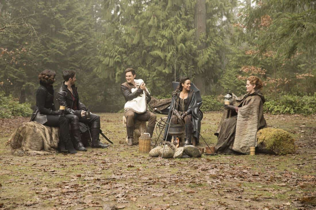 Once Upon A Time Episode 14 Season 7 The Girl In The Tower 01