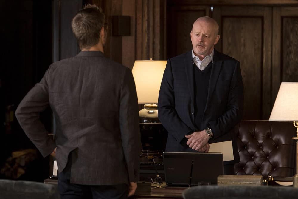 "BLINDSPOT -- ""Artful Dodge"" Episode 316 -- Pictured: David Morse as Hank Crawford -- (Photo by: David Giesbrecht/NBC/Warner Bros)"